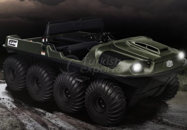 Argo Amphibious Vehicles Frontier  8x8S