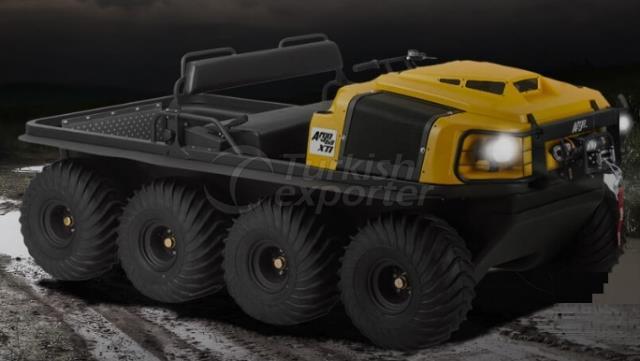 Argo Amphibious Vehicles Conquest 8x8XTD