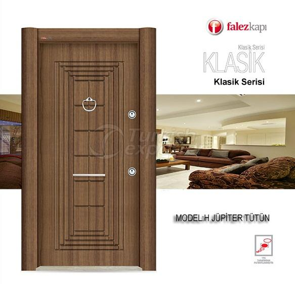 Steel Door Jupiter Tutun