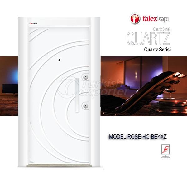 Steel Door Roge Hg Beyaz