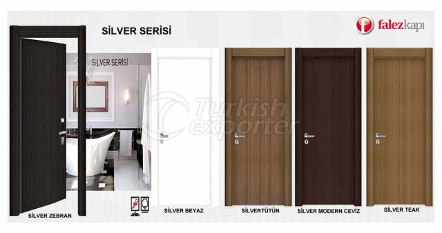 Interior Door Silver Serisi