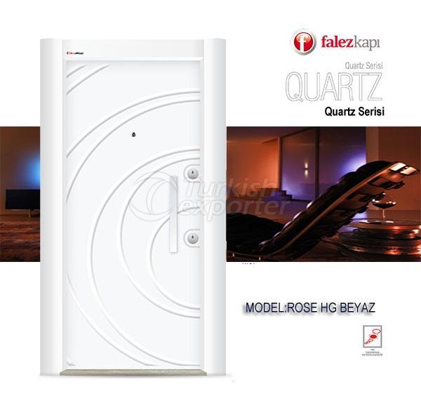 Steel Door Roge Hg Beyaz