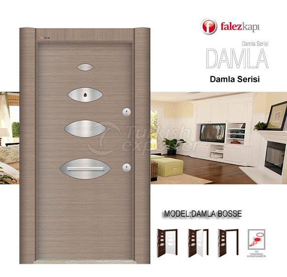 Steel Door Damla Bosse