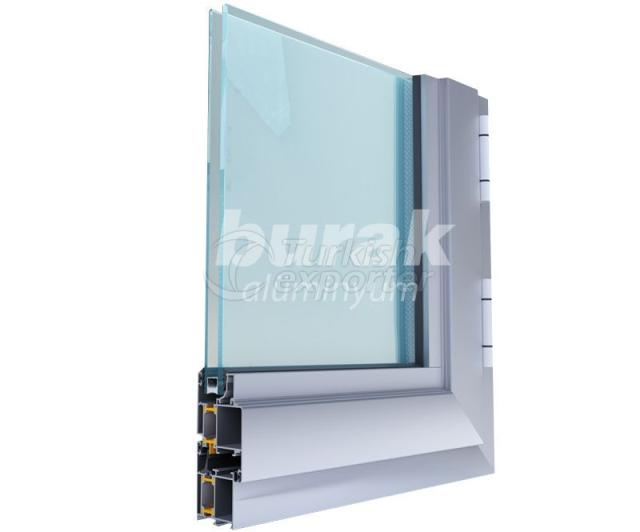 Door and Window Systems ES-45 - EY-45