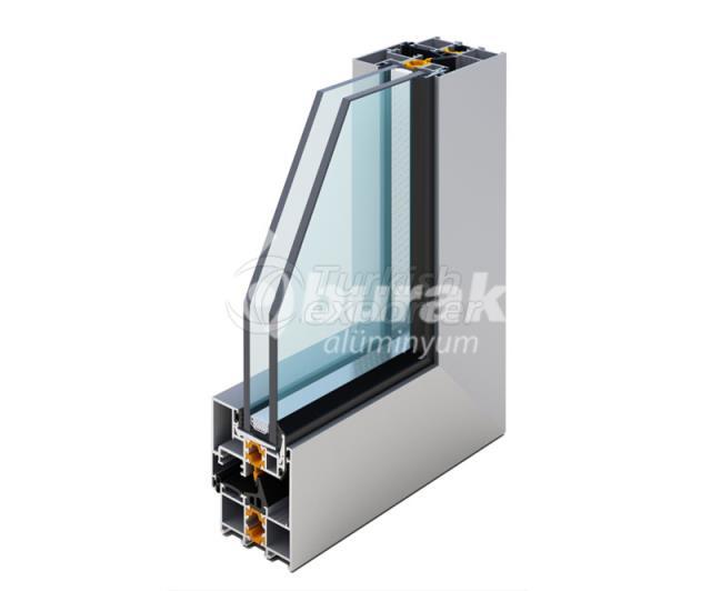 Door and Window Systems BM-60