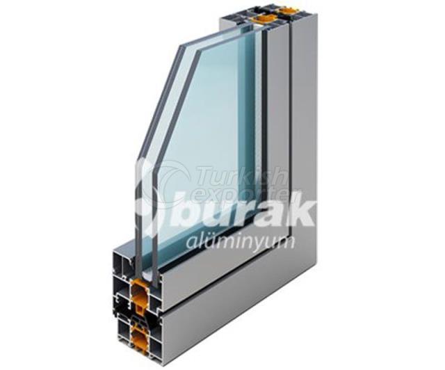 Door and Window Systems BM-72