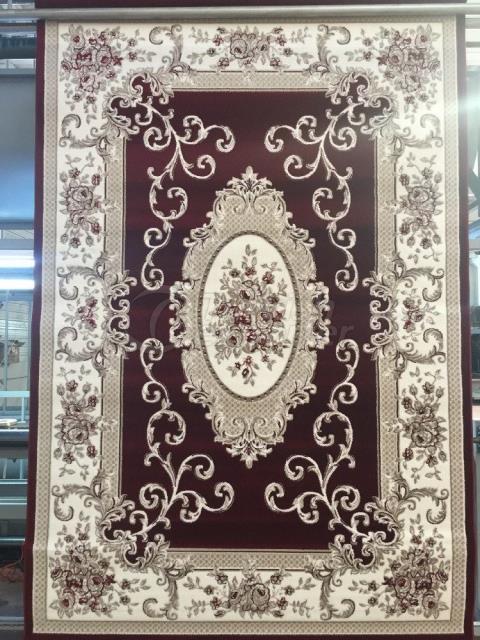 Flora Style Carpet