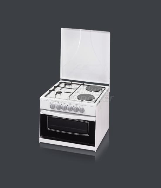 Semi Combined Ovens F4C22G2