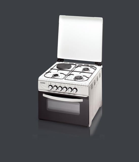 Semi Combined Ovens F4C31G2
