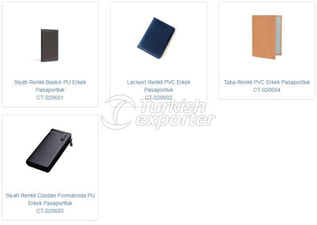 Passport Holder for Men