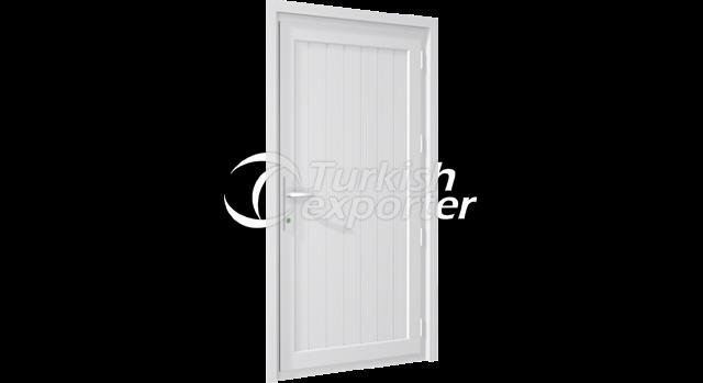 WC PVC Door