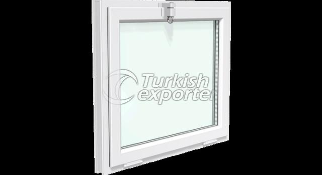 Tilt PVC Window