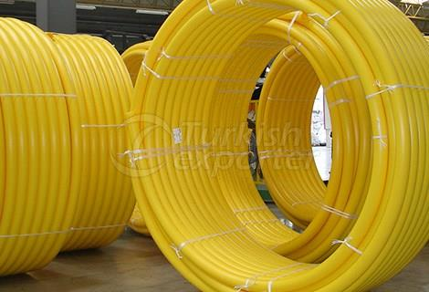 Natural Gas Pipe And Fittings