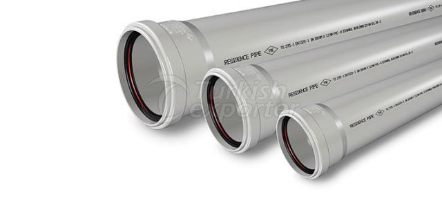 Residence Power Pipe Sewage System