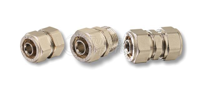 Pex Pipe Metal Fitting