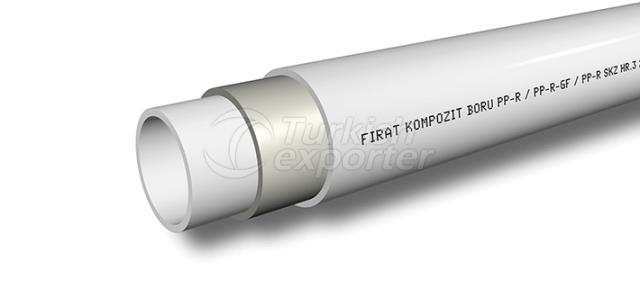 PPRC Composite Pipe