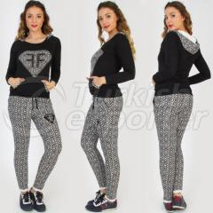 Ladies Jogging Suit