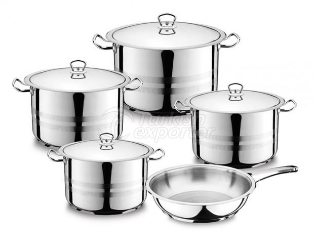 Cookware Sets Km White Falcon Set