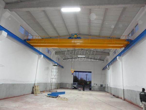 Portable Bridged Crane