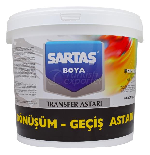 SARTAS TRANSFER PRIMER (CONVERSION)