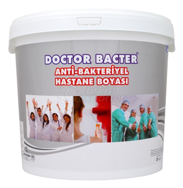 DOCTOR BACTER ANTIBACTERIAL PAINT