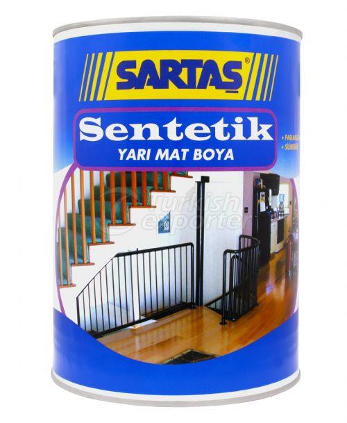 Synthetic Satin Paint