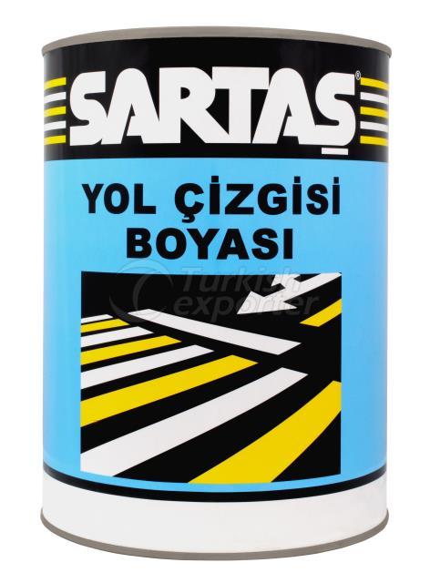 SARTAS ROAD MARKING PAINT