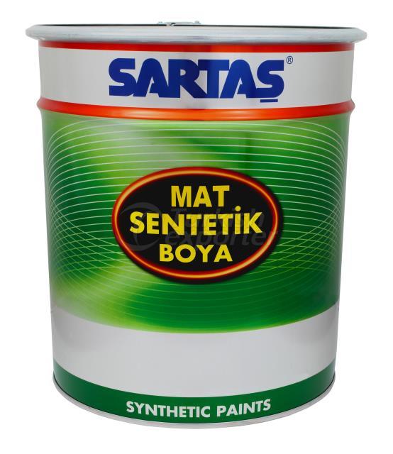 SARTAS SYNTHETIC MATT PAINT