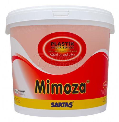 Mimoza Flat Latex Interior Paint