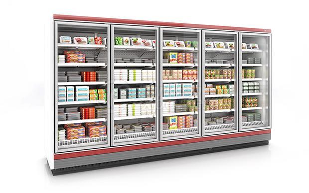Multideck Freezers - Meriç LT