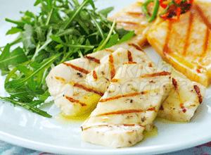 Halloumi - Cyprus Cheese