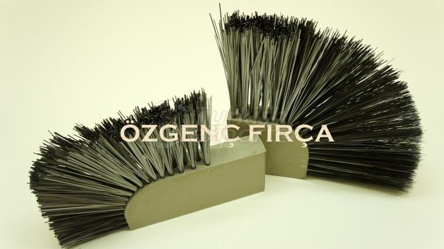 Brushes for Concrete Bordure Machines