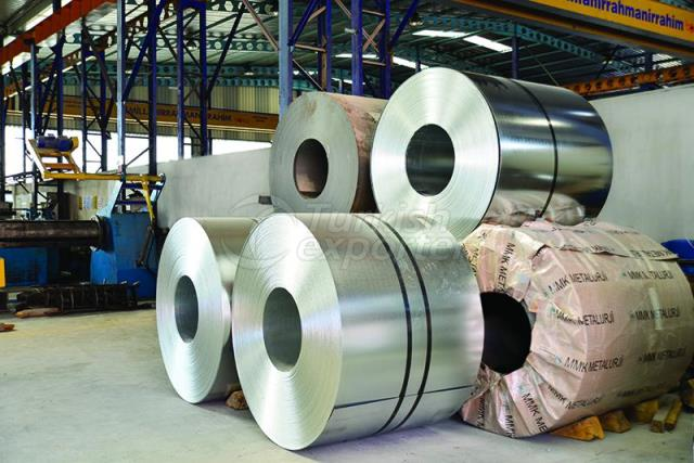 Roll Galvanized Sheet Metal