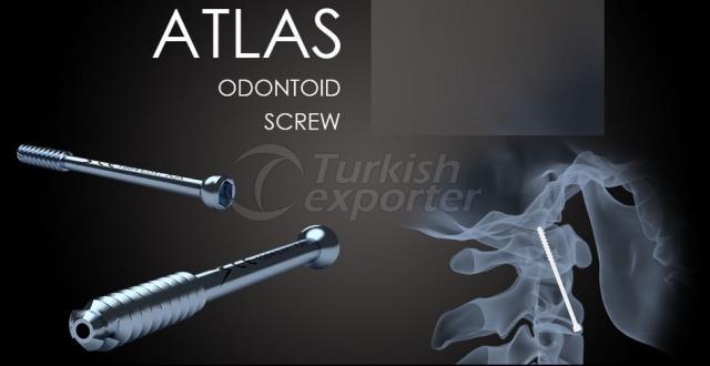 Odontoid Screw Atlas