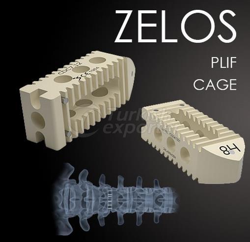 Plif Cage Zelos