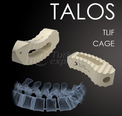 Tlif Cage Talos