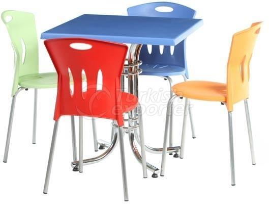 Canteen - Garden Chairs