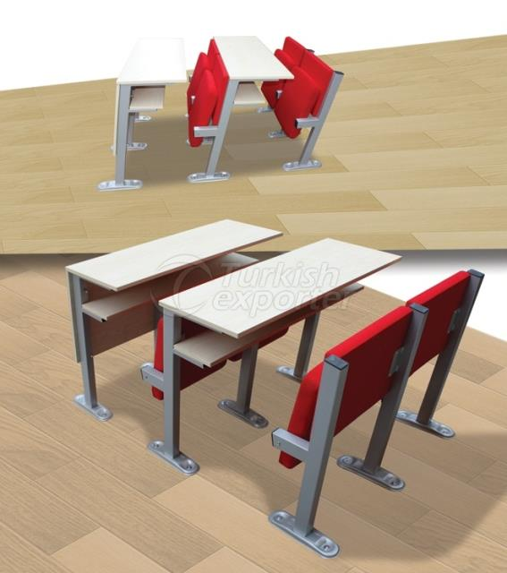 Lecture Hall Desks CAS005