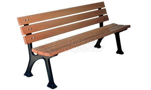 Wooden Bench BM007