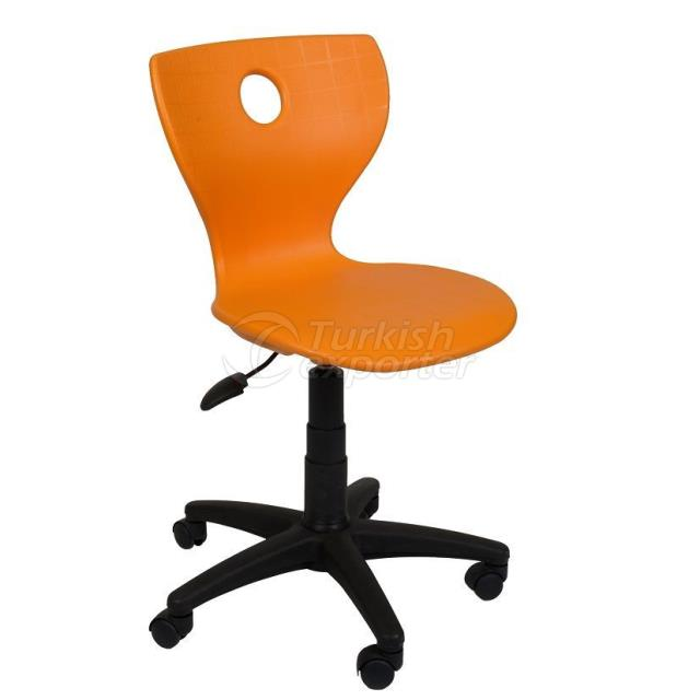 Monoblock Chairs With Wheels