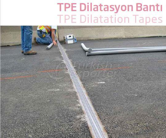TPE Dilatation Tapes