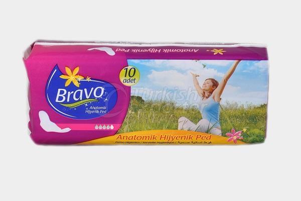 Sanitary Pad BRAVO LONG
