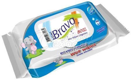 Wet Wipes BONI BRAVO