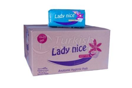 Sanitary Pad LADY NICE