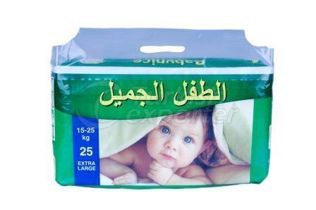 Baby Diaper BABYNICE 5 JUNIOR