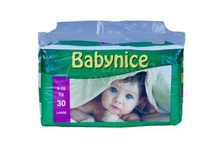 Baby Diaper BABYNICE 4 MAXI