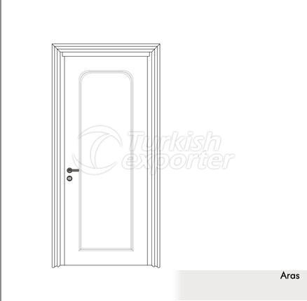 Wooden Door Aras