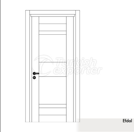 Wooden Door Efdal