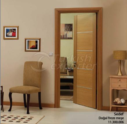 Wooden Door Sedef