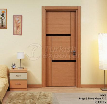 Wooden Door Fides
